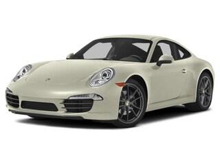 2015 Porsche 911 2dr Cpe Carrera 2dr Car