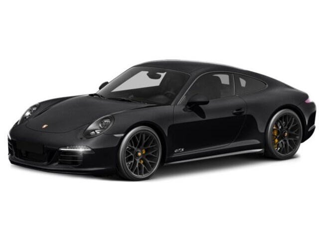 Certified Pre-Owned 2015 Porsche 911 Carrera GTS 2dr Cpe Coupe for sale in Houston, TX