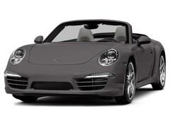 2015 Porsche 911 Carrera Convertible