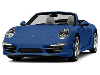 2015 Porsche 911 Carrera S Cabriolet Carrera S