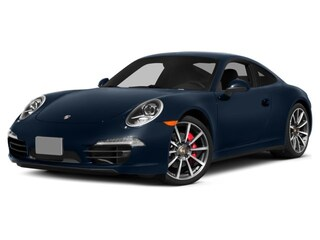 2015 Porsche 911 Carrera 4S Coupe