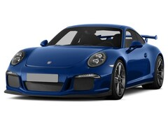 Certified Pre-Owned 2015 Porsche 911 GT3 2dr Cpe for sale in Houston, TX