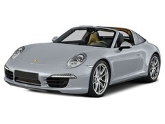 2015 Porsche 911 4 Targa 4