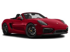 Used 2015 Porsche Boxster GTS Cabriolet for sale in Houston