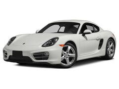 2015 Porsche Cayman Base Coupe
