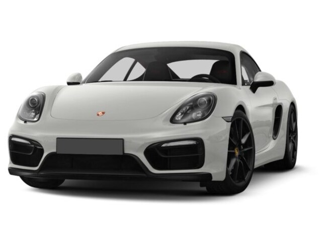 2015 Porsche Cayman GTS 2dr Cpe GTS