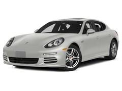 2015 Porsche Panamera 4 Hatchback