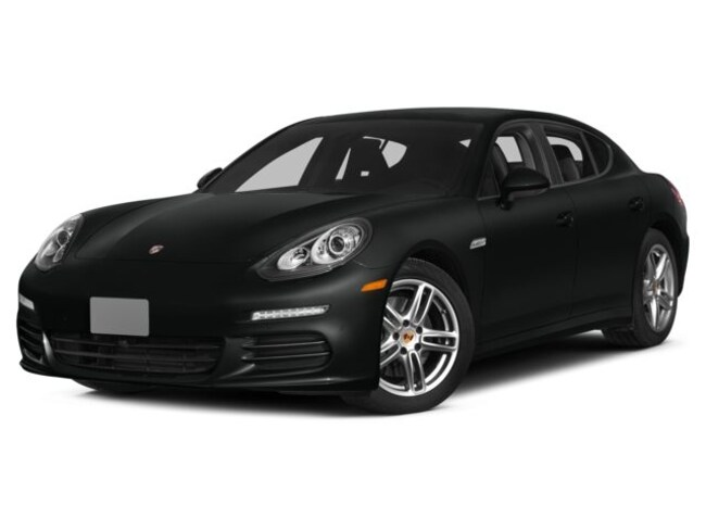 Used 2015 Porsche Panamera 4dr HB Hatchback for sale in Houston, TX