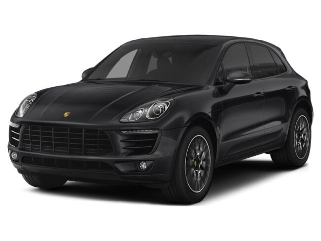 Used 2015 Porsche Macan S SUV in Los Angeles