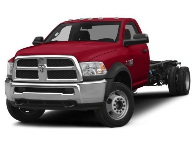2015 Ram Chassis 3500 CAB CHASSIS