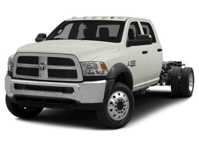 2015 Ram 3500 Chassis Cab Tradesman/SLT/Laramie Chassis Truck