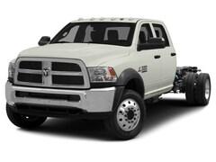 2015 Ram 4500 Chassis Tradesman/SLT/Laramie Truck Crew Cab Chassis Cab Truck For Sale in San Antonio