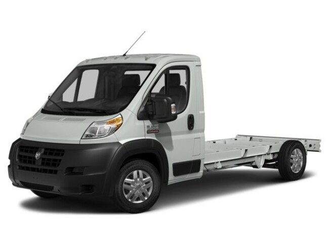 Used 2015 Ram ProMaster 3500 Cab Chassis Low Roof Truck near Willmar