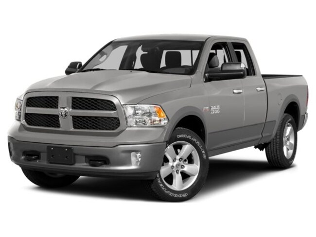 b3ec73081422d6 Used 2015 Ram 1500 Truck Quad Cab Tradesman Express For Sale in ...