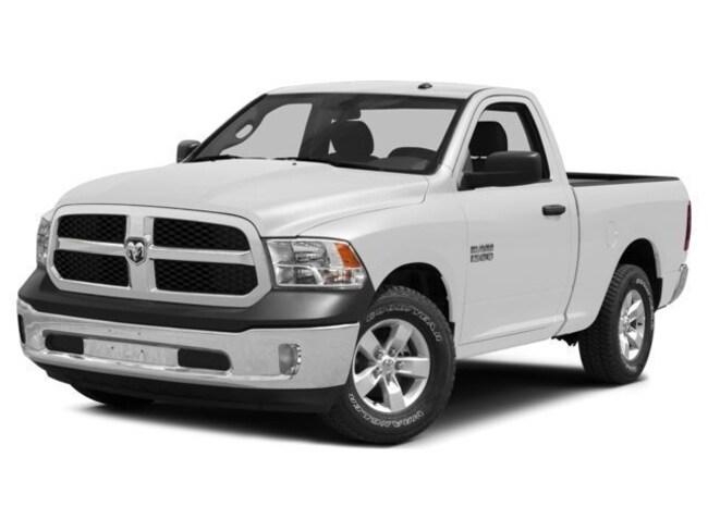 Used 2015 Ram 1500 Tradesman Truck Regular Cab For Sale Mineral Wells, TX