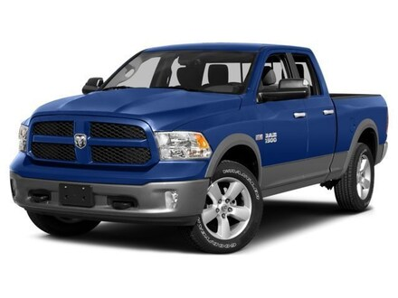 Featured Used 2015 Ram 1500 Express Truck Quad Cab for Sale in Jamestown, NY