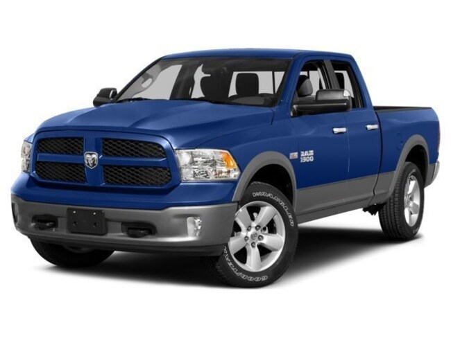 Certified 2015 Ram 1500 BIG HORN / LONE STAR QUAD CAB 4X4 6'4 BOX Truck Quad Cab Brunswick