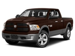 2015 Ram 1500 Outdoorsman Truck Quad Cab