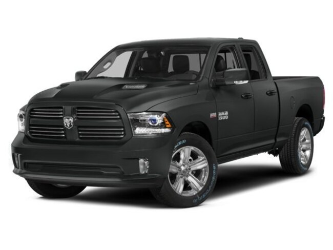 Used 2015 Ram 1500 Sport Truck Quad Cab in Somerset, MA