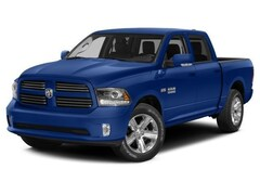 Used 2015 Ram 1500 Express 4WD Crew Cab 140.5 Express for sale in Ashland OH