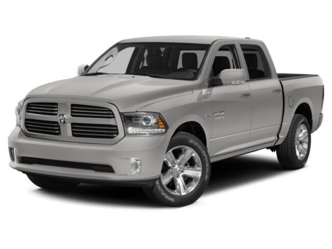 Used 2015 Ram 1500 Tradesman/Express Truck Crew Cab For Sale in Cambridge, OH