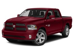 used 2015 Ram 1500 Big Horn Truck Crew Cab for sale in Mountain Home, AR