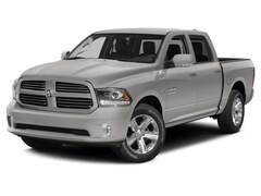 Used 2015 Ram 1500 Big Horn Truck 3C6RR7LT4FG597211 for sale in West Frankfort, IL