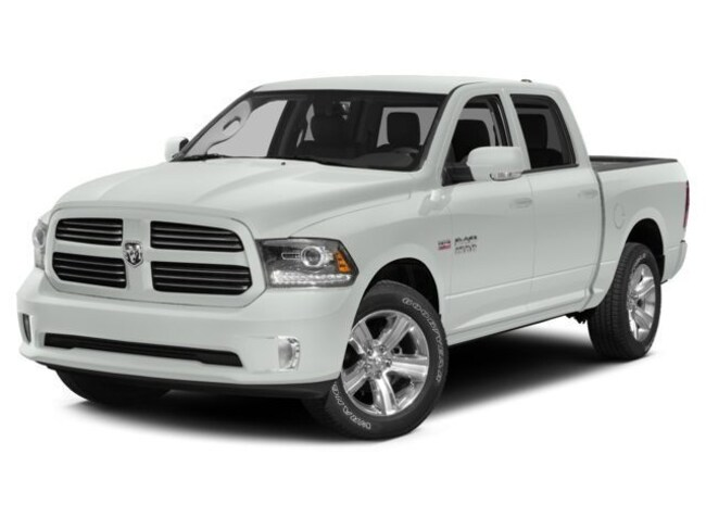 Used 2015 Ram 1500 Big Horn 4x4 Big Horn  Crew Cab 5.5 ft. SB Pickup New Orleans, LA