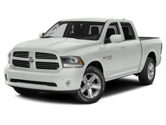 Used 2015 Ram 1500 4WD Crew Cab 140.5 Sport for sale in Henderon, KY at Audubon Chrysler Center