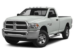 Used 2015 Ram 2500 Tradesman Regular Cab near Tampa