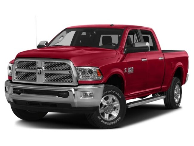 Used vehicle 2015 Ram 2500 Tradesman Truck Crew Cab for sale near you in Morrilton, AR