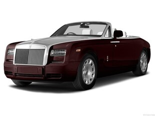 2015 Rolls-Royce Phantom Drophead Coupe Base Convertible