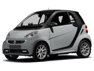 Pre-Owned 2015 Smart Fortwo Electric Drive 2D Coupe Coupe S1787 in San Francisco, CA