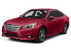 Used 2015 Subaru Legacy 2.5i Premium w/(CVT), Moon Roof, All Weather Package Sedan near Boston, MA