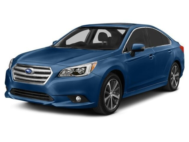 Certified Pre-Owned 2015 Subaru Legacy 4dr Sdn 2.5i Limited Pzev Sedan in Knoxville, TN