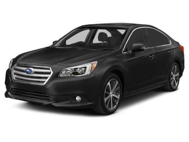 2015 Subaru Legacy 3.6R Sedan