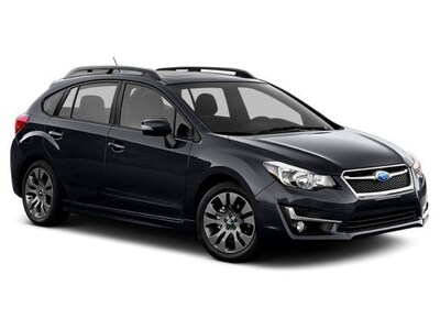 2015 Subaru Impreza 2.0i Sport Limited w/ Moonroof+Keyless Access 5dr (CVT) Sedan