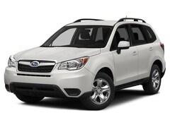 Used 2015 Subaru Forester 2.5i (M6) SUV for sale in Decatur, GA