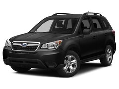 Used 2015 Subaru Forester 2.5i Premium SUV JF2SJADC1FH499211 for Sale in Naples