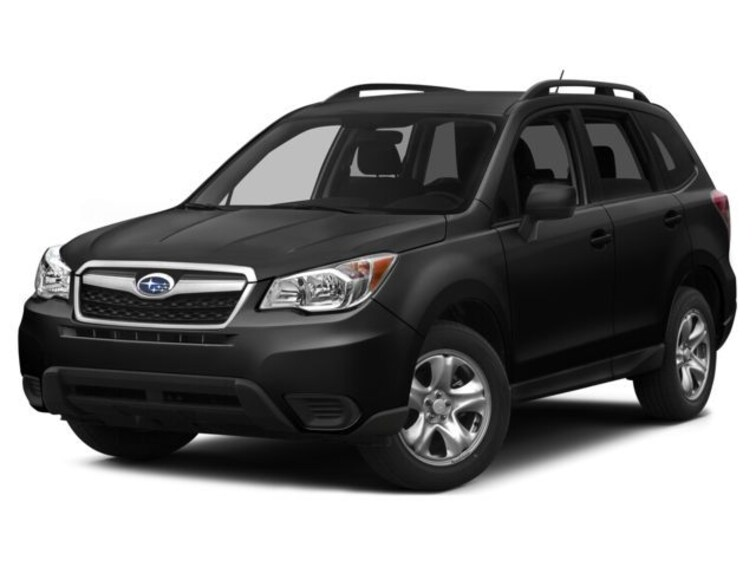 Used 2015 Subaru Forester 2.5I Limited SUV near Atlanta