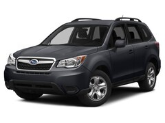 Used 2015 Subaru Forester 2.5i (CVT) SUV in Bennington, VT