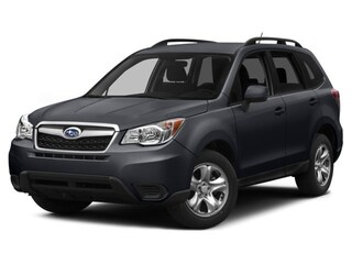 2015 Subaru Forester 2.5I PREM SUV Houston