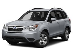 Used 2015 Subaru Forester 2.5i SUV Acton Massachusetts