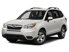 Pre-owned 2015 Subaru Forester 2.5i SUV for sale in the Chicago area
