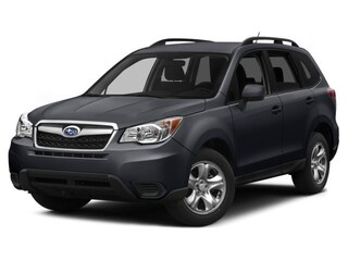 For Sale in Saint Louis, Missouri: Certified Pre-Owned 2015 Subaru Forester 2.5i Premium Sport Utility JF2SJADC8FG565663