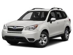 Used 2015 Subaru Forester 2.5i Premium SUV for sale in New Bern, NC at Riverside Subaru