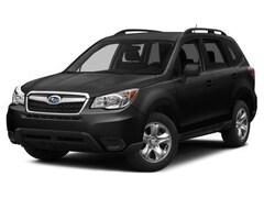 Certified Pre-Owned 2015 Subaru Forester 2.5i Premium (CVT) SUBN for sale in Long Island City, NY