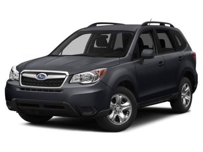 2015 Subaru Forester 2.5i Premium CVT 2.5i Premium PZEV