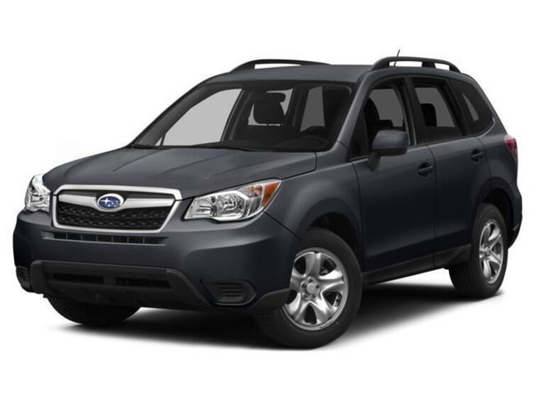 Used  2015 Subaru Forester 2.5i Premium (CVT) SUV in South Portland Maine
