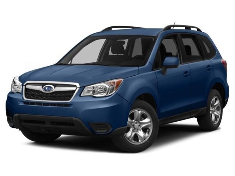 Certified Used 2015 Subaru Forester 2.5i Premium (CVT) SUV in Wayne NJ